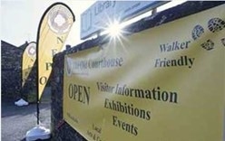 Shap Visitor Information Point